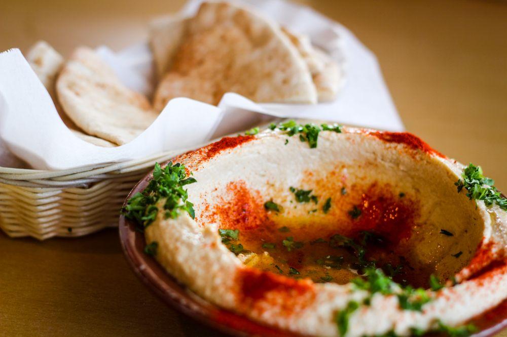 Food from Jerusalem Mediterranean Cuisine