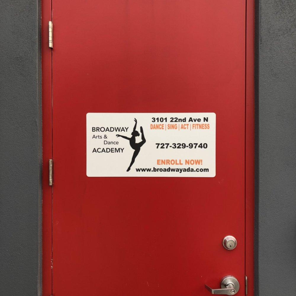 Broadway Arts & Dance Academy: 3101 22nd Ave N, Saint Petersburg, FL