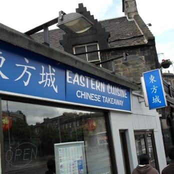 Chinese Restaurant Dalry Road