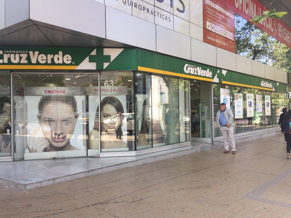 Farmacia Cruz Verde - Farmacia - Dr Manuel Barros Borgoño