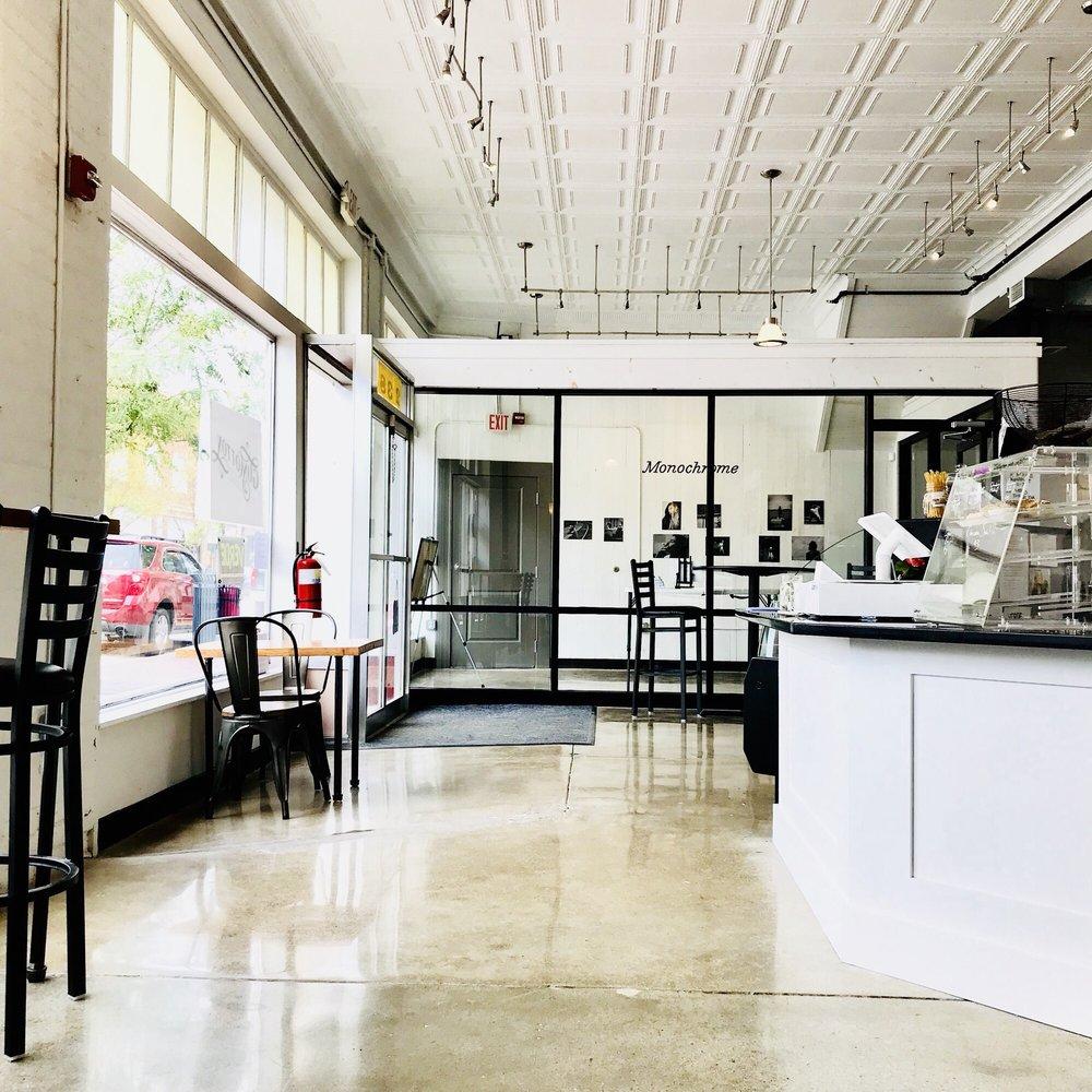 Guncotton Coffee & Gallery