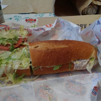 Order delivery online from Jersey Mike's Subs in Port Orange instantly! View Jersey Mike's Subs's December deals, coupons & menus. Order delivery online right now or by phone from GrubHub. click. Order delivery online from Jersey Mike's Subs in Port Orange instantly with Grubhub! Enter an Location: S Nova Rd, Port Orange, , FL.