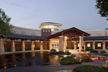 MeadowView Conference Resort & Convention Center: 1901 Meadowview Pkwy, Kingsport, TN