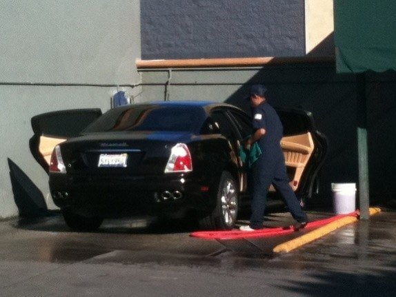 Hand Car Wash Pasadena Ca