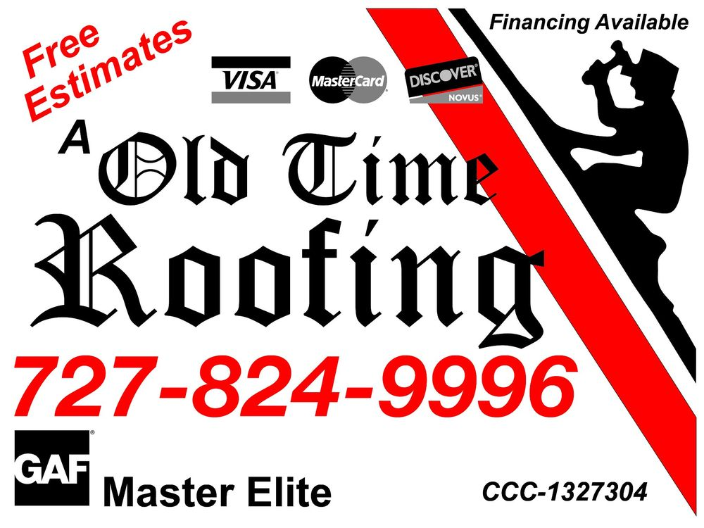 A Old Time Roofing Roofing 2636 22nd Ave N Tyrone