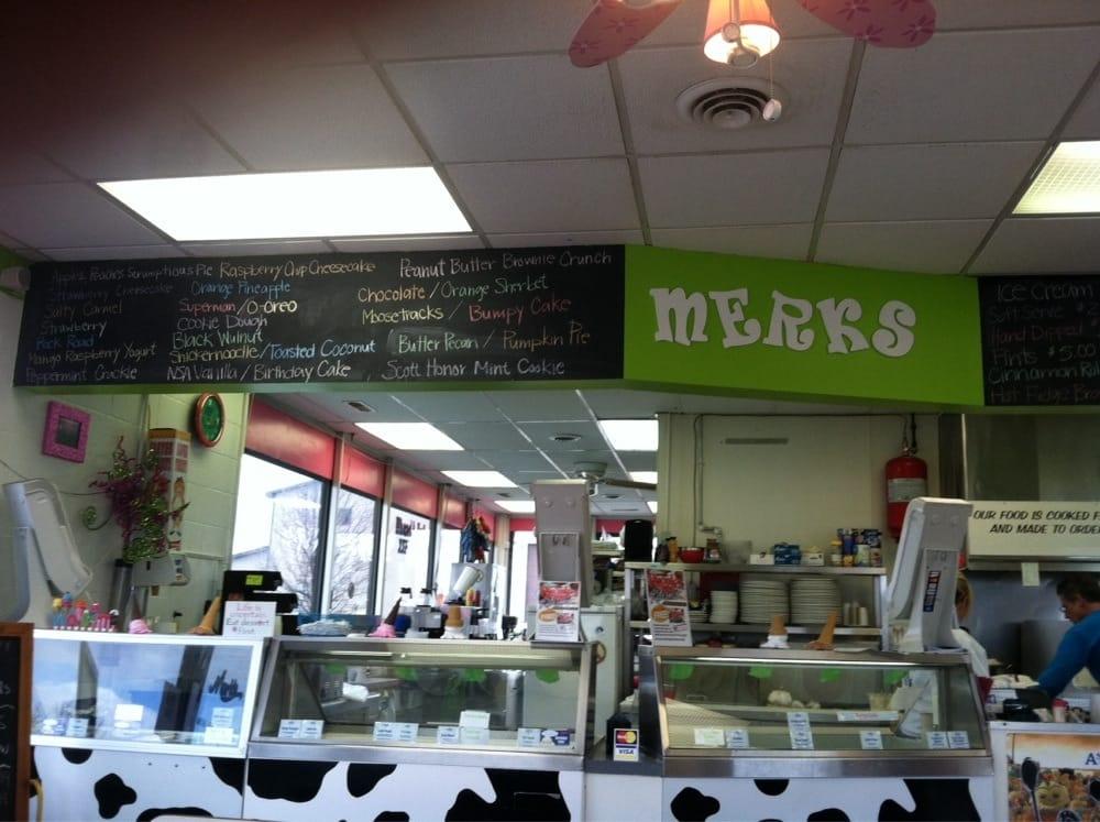 Merk's Sweet Shoppe: 8109 N State Rd 3, Muncie, IN