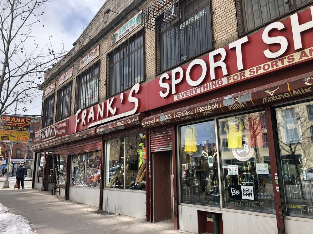 Frank's Sports Shop: 430 E Tremont Ave, Bronx, NY