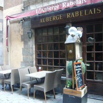 Restaurant Vieux Lyon Le Rabelais