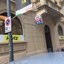 Hertz - Noleggio auto - Via Alfredo Cappellini 10 d25d8550374b