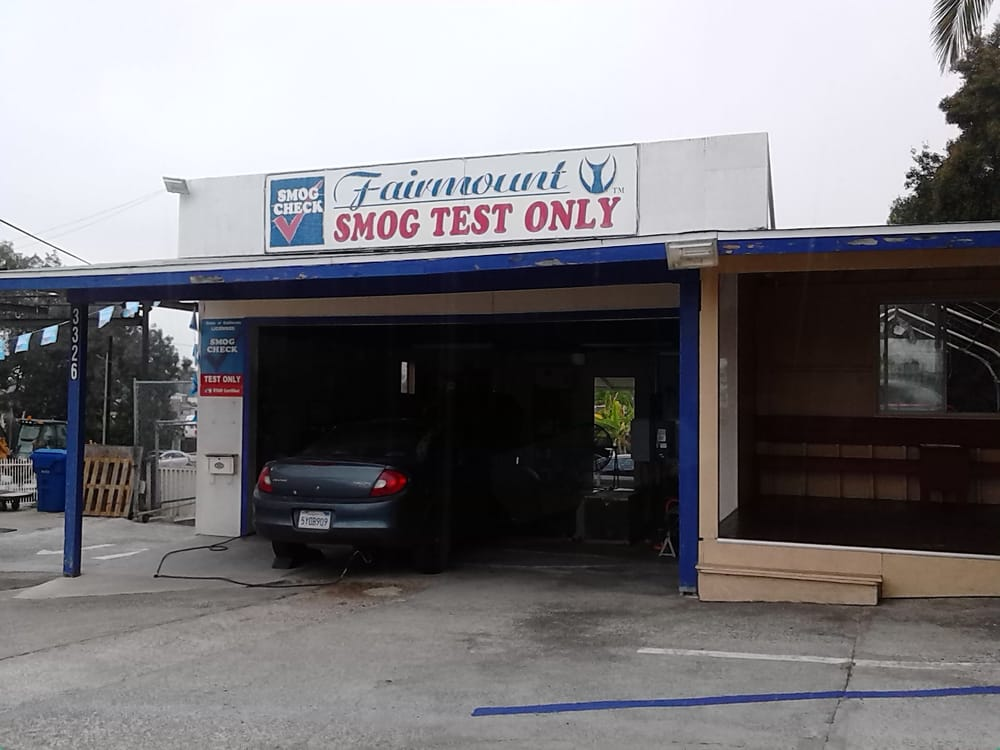 San Diego Smog Test >> Fairmount Test Only Station - 43 Reviews - MOT Test Centres - 3326 Fairmount Ave, City Heights ...