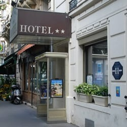 H Teli Re Paris Gambetta Hotels 12 Avenue P Re