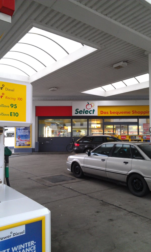 shell station klocke tankstationer iburger str 94 osnabr ck niedersachsen tyskland. Black Bedroom Furniture Sets. Home Design Ideas
