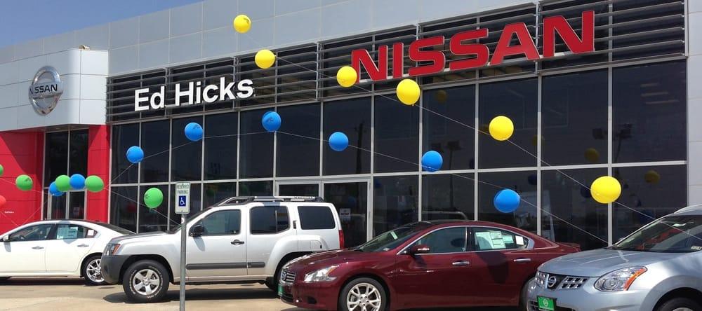 Ed Hicks Nissan - Yelp