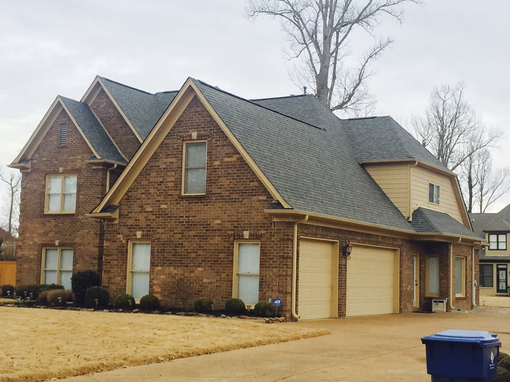 Roof Replacement With Shingles Owens Corning 30 Years