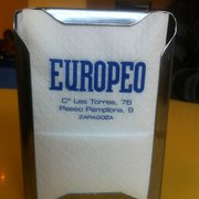 bar europeo zaragoza