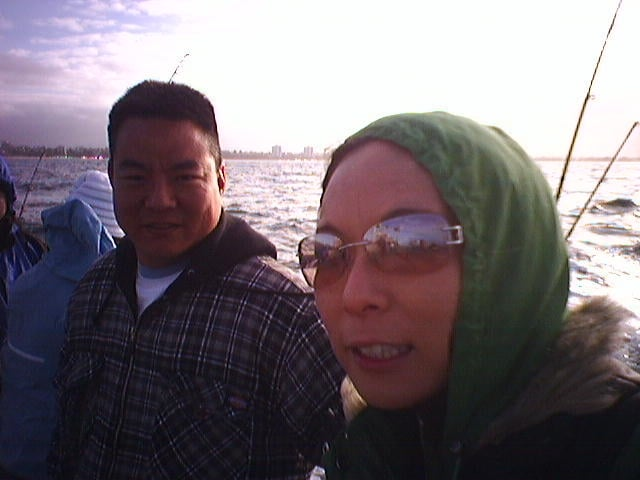 Don 39 t forget to dress warm yelp for Marina del rey fishing report