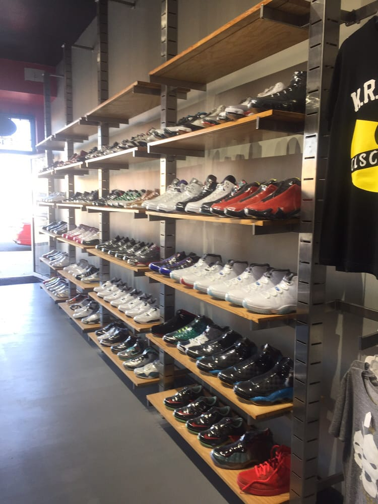 Shoe Stores In Downey