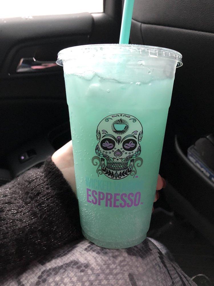Wicked Voodoo Espresso: 145 Fm 2673, Canyon Lake, TX