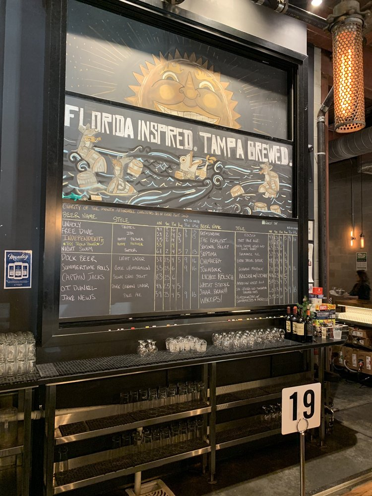 Social Spots from Coppertail Brewing Co