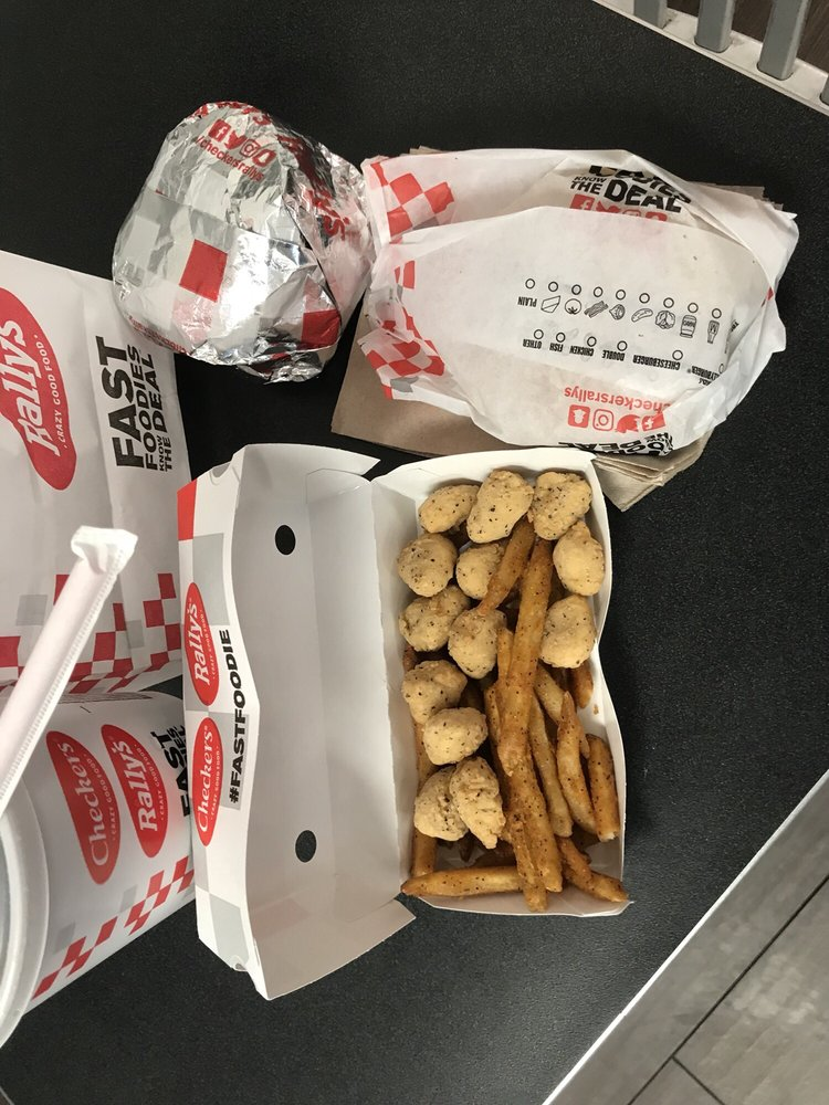 Checkers - 12 Photos & 14 Reviews - Fast Food - 1900 E Charleston ...