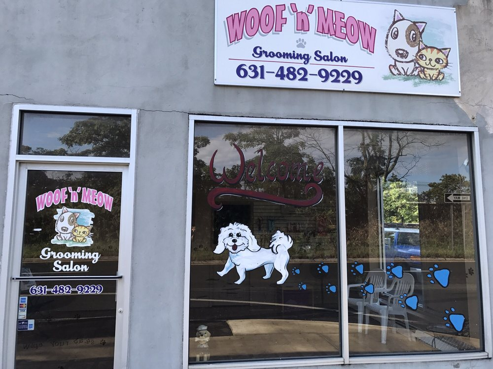 Woof n Meow Grooming Salon: 730 Sunrise Hwy, West Babylon, NY