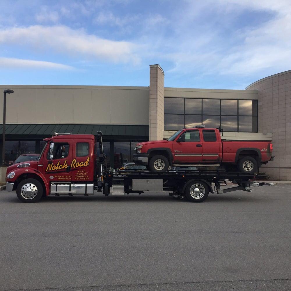 Notch Road Auto Repair: 15 Chez Ln, Jeffersonville, VT