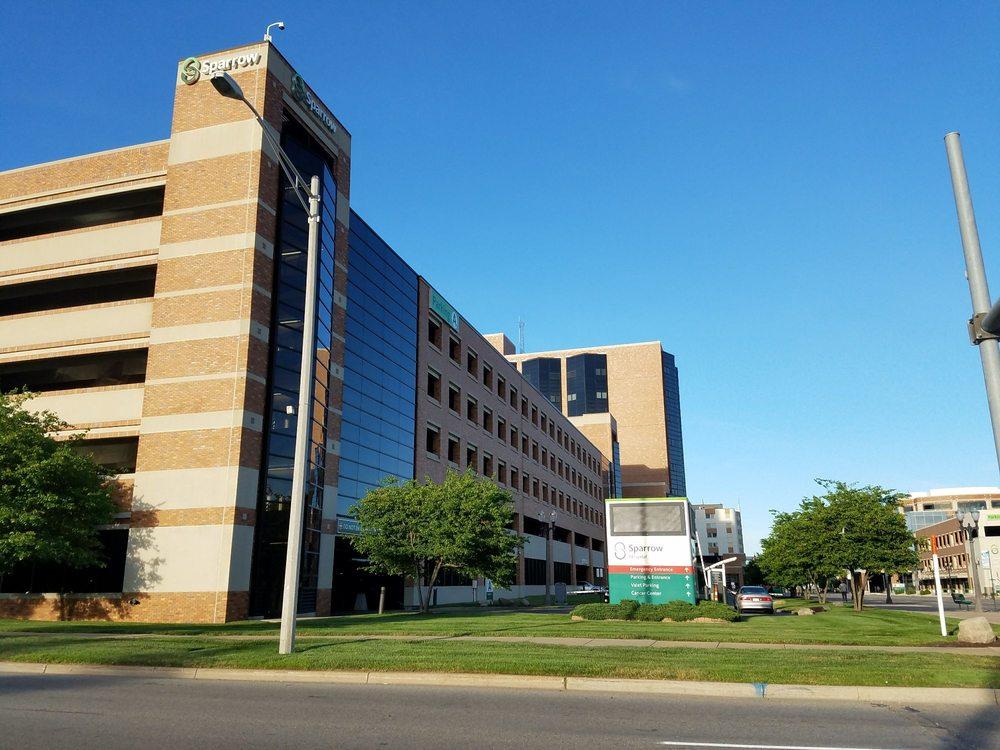 Sparrow Hospital: 1215 E Michigan Ave, Lansing, MI