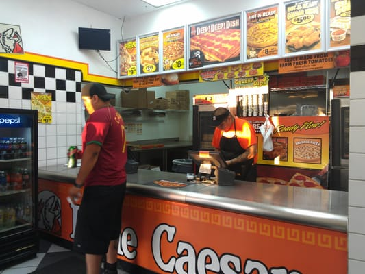 37 reviews of Little Caesars Pizza