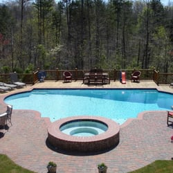 Aqua Design Pools & Spas - 10 Photos - Contractors - 1120 Pilgrim ...