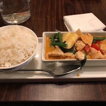 Mints Thai Kitchen Lunch Menu