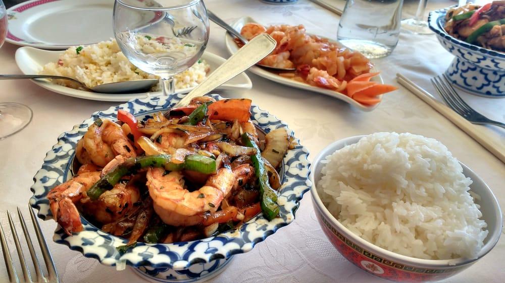 Restaurant Villa De Chine Menton