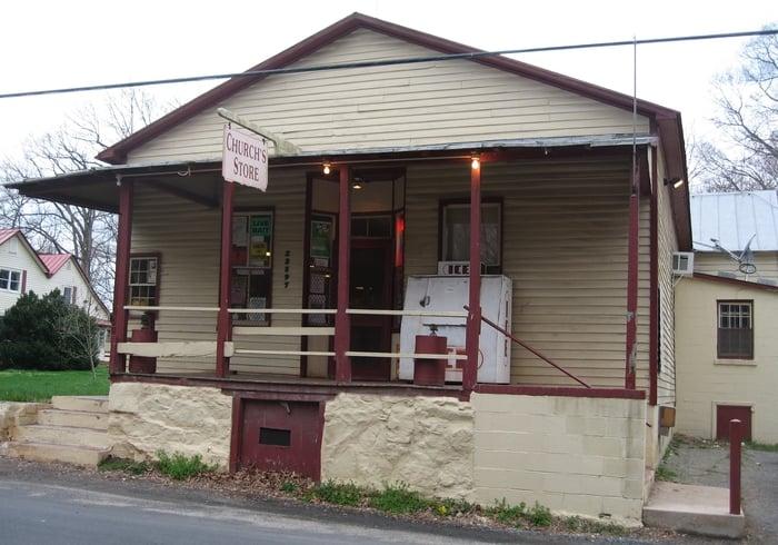 Church's Store: 22597 Watson Rd, Leesburg, VA