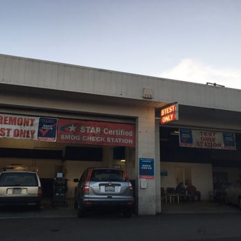Fremont Smog Test ly 20 s & 176 Reviews MOT