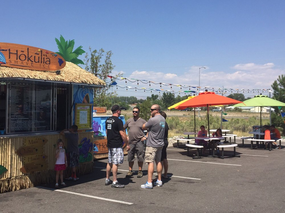 Hokulia Shave Ice: 2570 American Way, Grand Junction, CO
