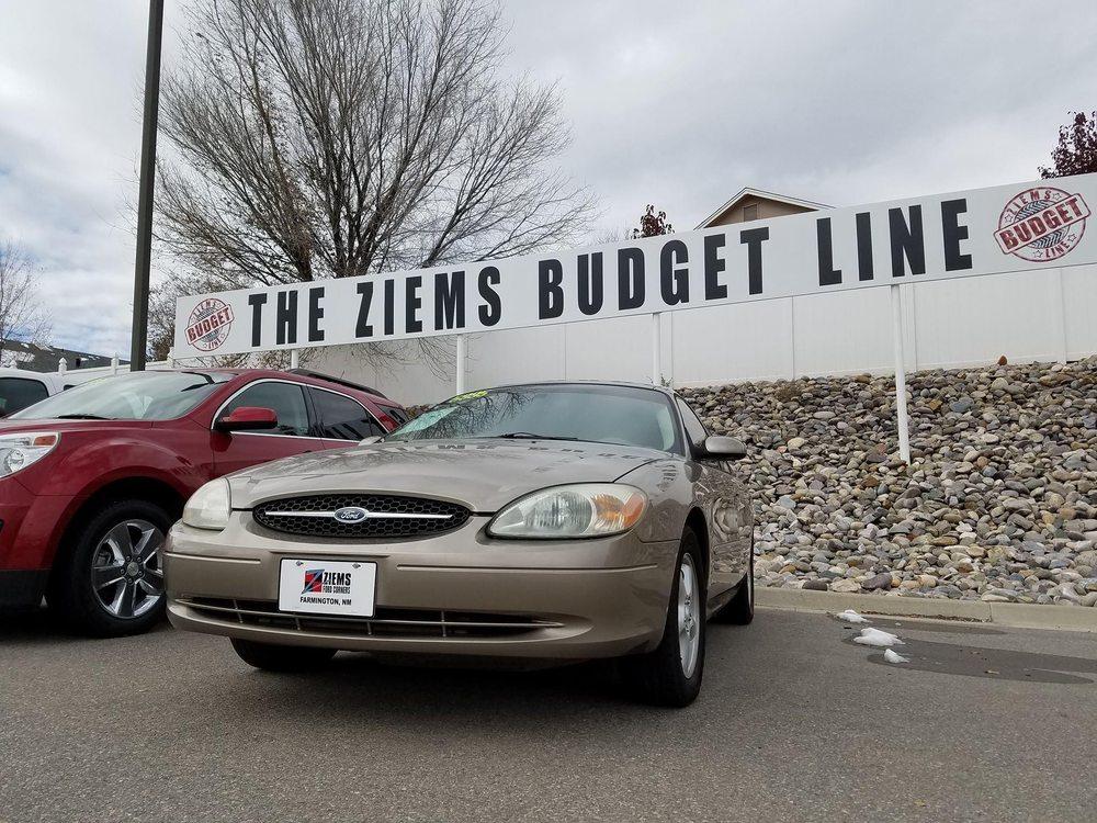 Ziems Ford Corners: 5700 E Main St, Farmington, NM