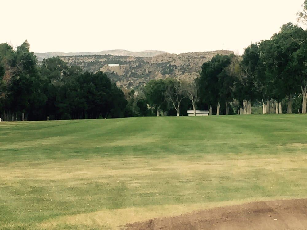 Trinidad Municipal Golf Course: 1415 Franklin D Azar Dr, Starkville, CO