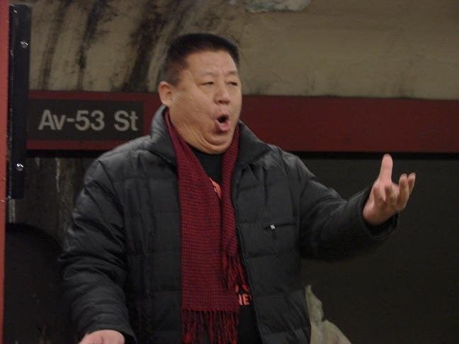 Tao Qi, Bass Baritone