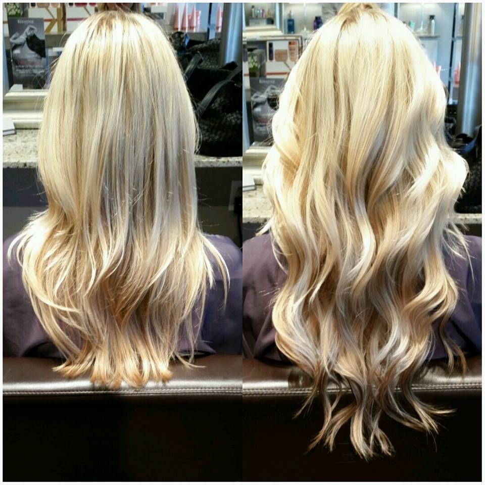 Photo Of Erik Alan Davis Salon Fort Lauderdale Fl United States Balayage