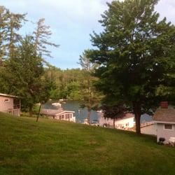 Photo Of Piping Rock Motel Cottages Wolfeboro Nh United States View