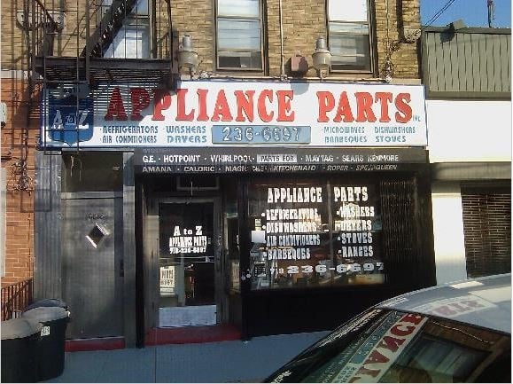 A To Z Appliance Parts And Supplies 23 Reviews