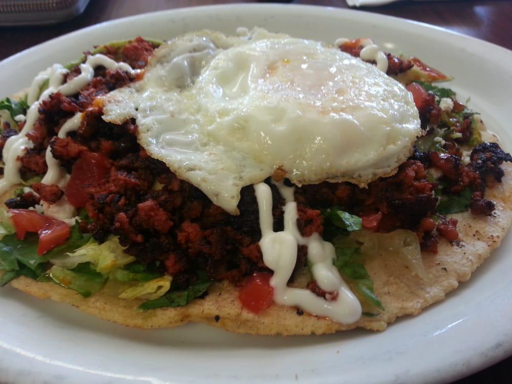 Mexican Food Vista Blvd