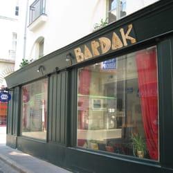 Le Bardak - Nantes, France. Barak