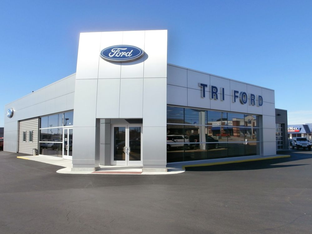 Oil Change Deals Near Me >> Tri Ford Inc - 16 Photos - Auto Repair - 12610 State Route 143, Highland, IL - Phone Number - Yelp