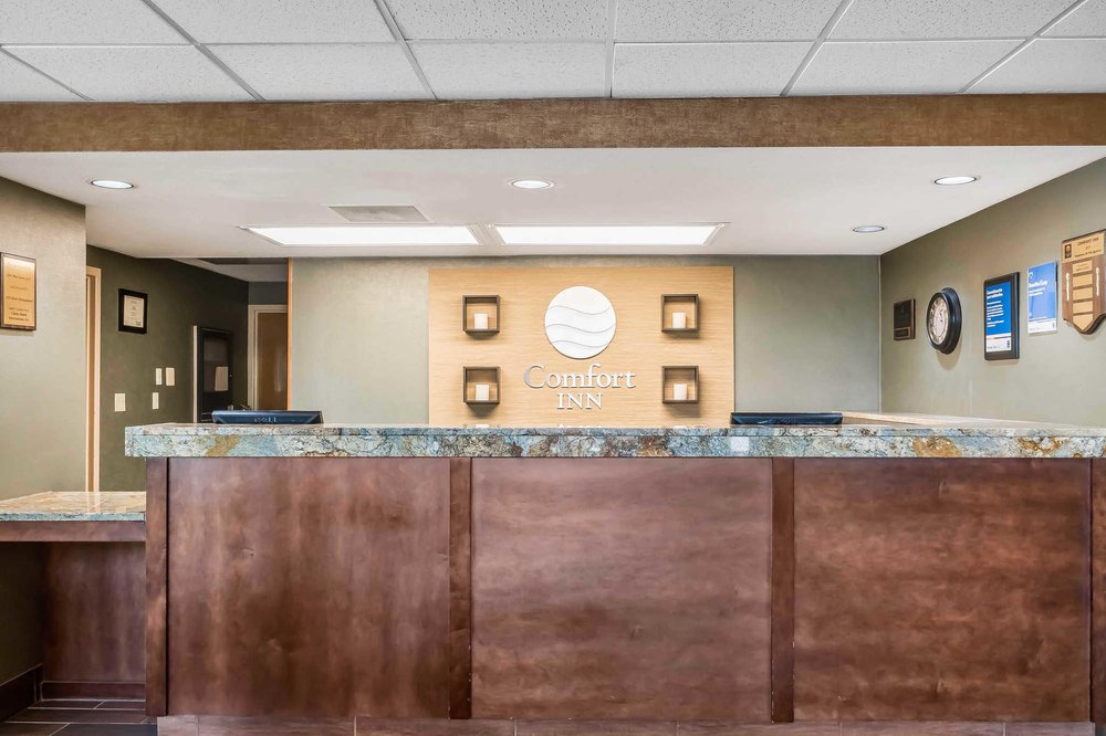 Comfort Inn: 433 Suedberg Rd, Pine Grove, PA