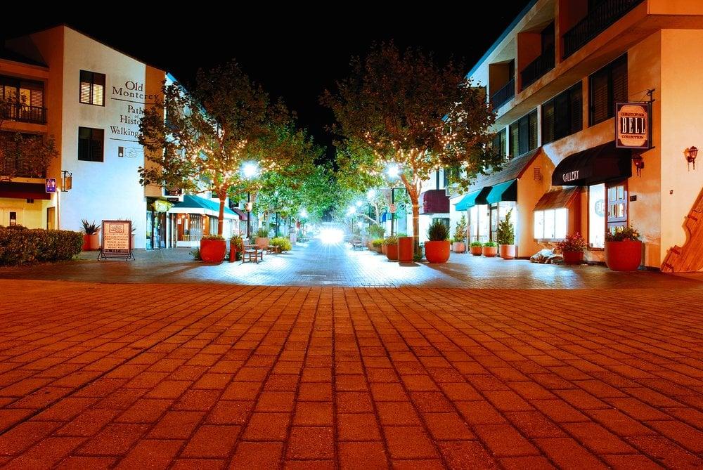 Restaurants Alvarado Street Monterey Ca