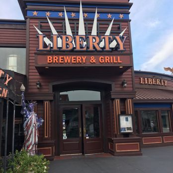 Liberty Brewery And Grill Myrtle Beach