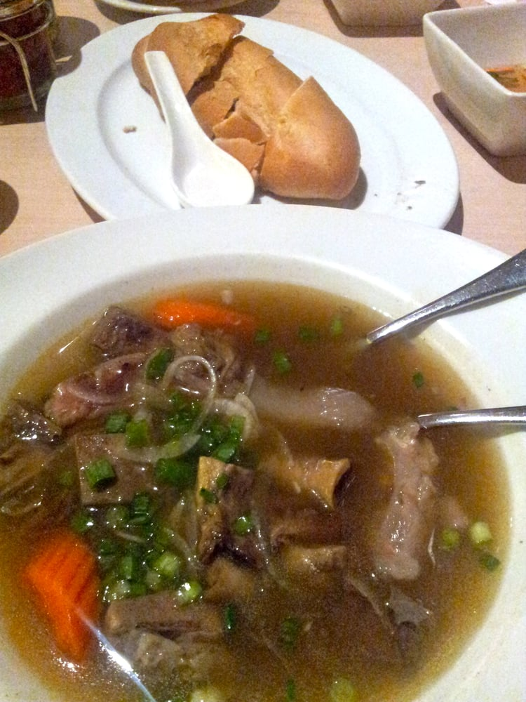 Yummy beef soup yelp for Aiyara thai cuisine temecula