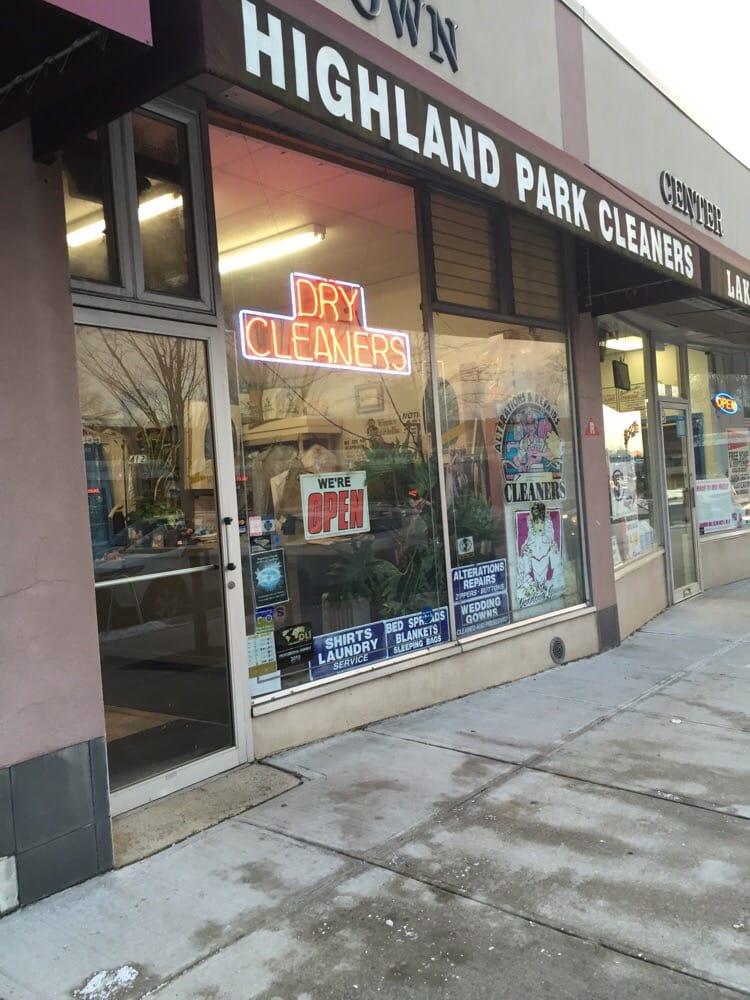 Highland Park Cleaners: 412 Raritan Ave, Highland Park, NJ