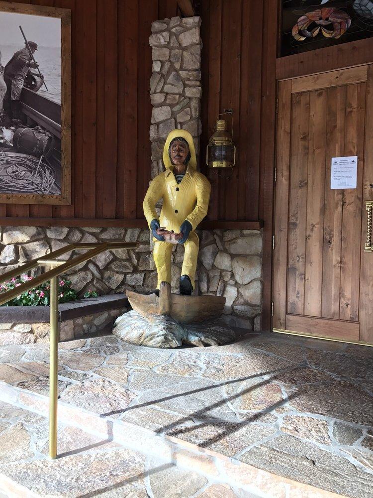 The Fisherman S Restaurant Rancho Mirage