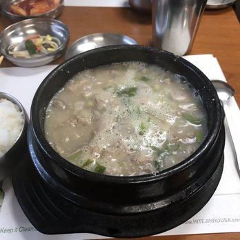 Photo Of Jangtu Restaurant Sunnyvale Ca United States Soondae Gopchang Guk